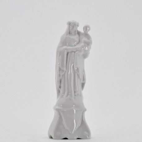 VIERGE PORCELAINE EMAILLEE