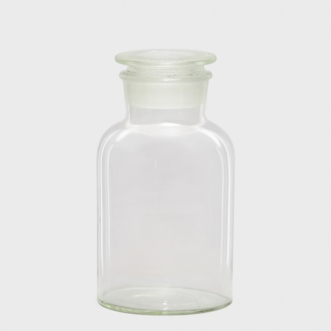 FLACON TRANSPARENT 5L LARGE