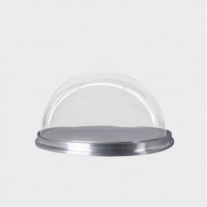 DOME 3.5 + BASE ALUMINIUM