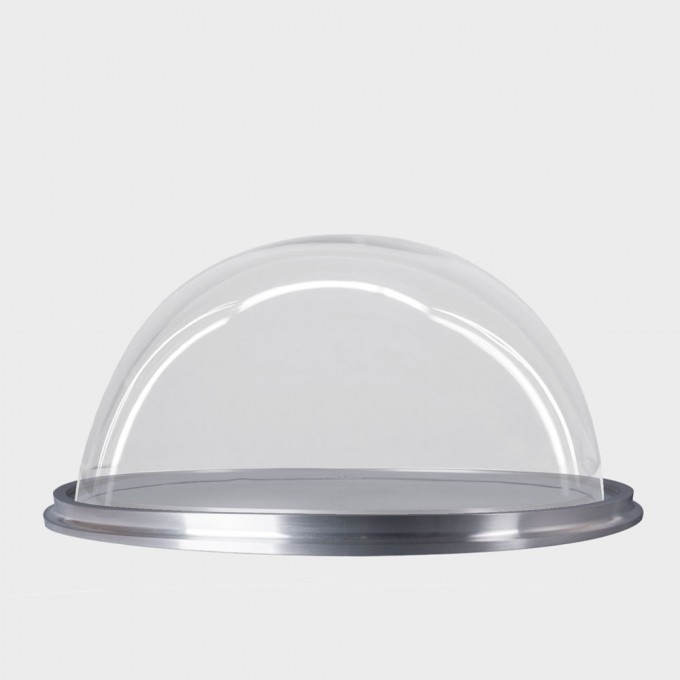 DOME 4 + BASE ALUMINIUM
